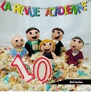 La Revue Acadienne - CD & DVD