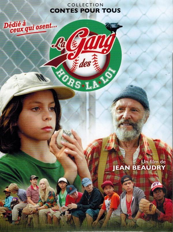 DVD (Version française/Version anglaise) - La Gang des Hors-La-Loi