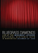 Bluegrass Diamonds - DVD - Live