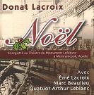 Donat Lacroix - Noël