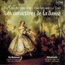 Duo baroque La Tour/La tour Baroque Duo - Les caractères de la danse