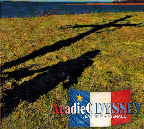 Jeanette Arsenault - AcadieODYSSEY