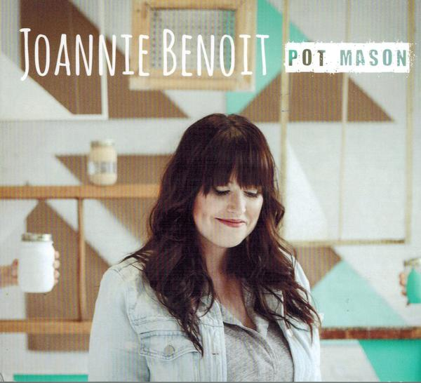 Joannie Benoit - Pot Mason