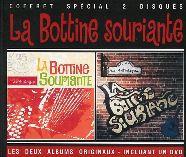 La Bottine Souriante - Anthologie I & Anthologie II