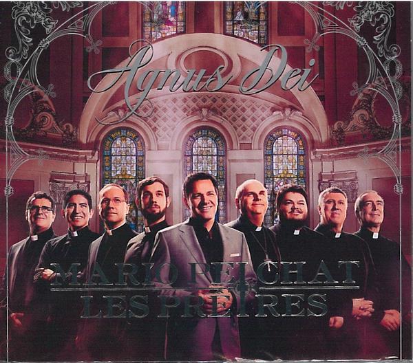 Mario Pelchat - Mario Pelchat et les prêtres