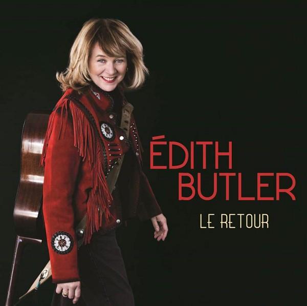 Édith Butler - Le retour