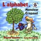 Roland Gauvin - L'Alphabet de monsieur Crapaud