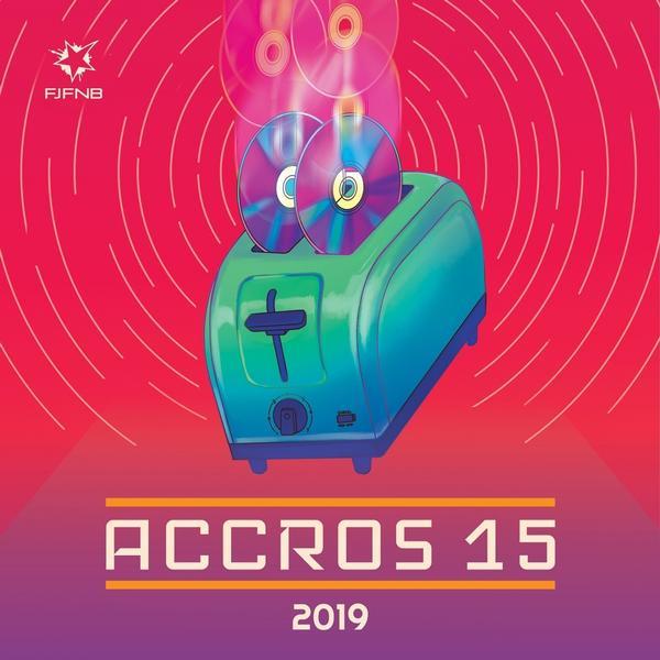 Accros de la chanson  - Accros 15 Finalistes 2019 (album EP)