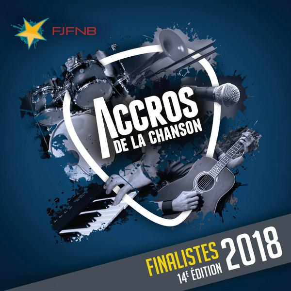 Accros de la chanson - Finalistes 2018