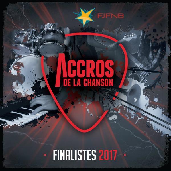 Accros de la chanson - Finalistes - 2017