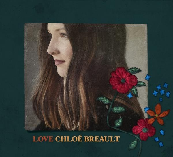 Chloé Breault - Love (album EP)