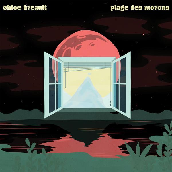 Chloé Breault - Plage des morons