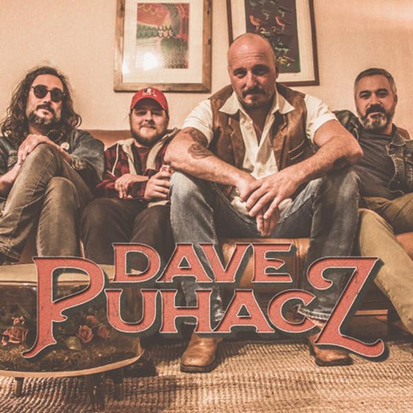 Dave Puhacz - À la grosse rose