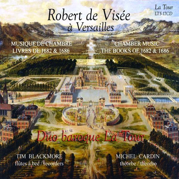 Duo baroque La Tour/La tour Baroque Duo - Robert de Visée à Versailles