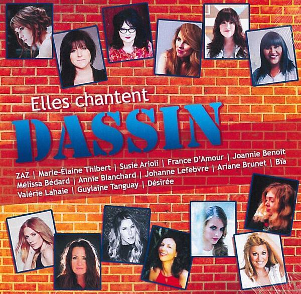 Elles chantent Dassin - Compilation variés