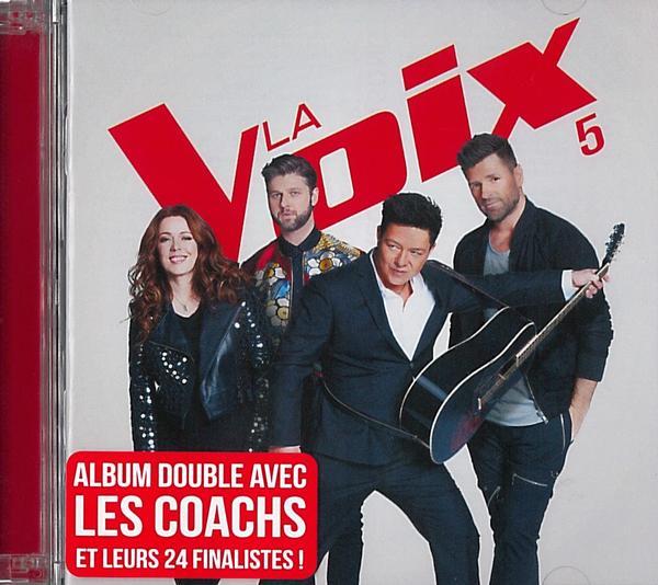 Variés - La Voix 5