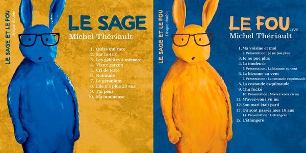 Michel Thériault - Le Sage et Le Fou