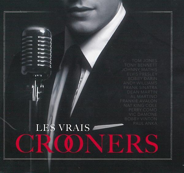 Les vrais Crooners - Compilation