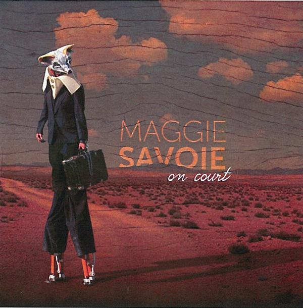 Maggie Savoie - On court (album EP)