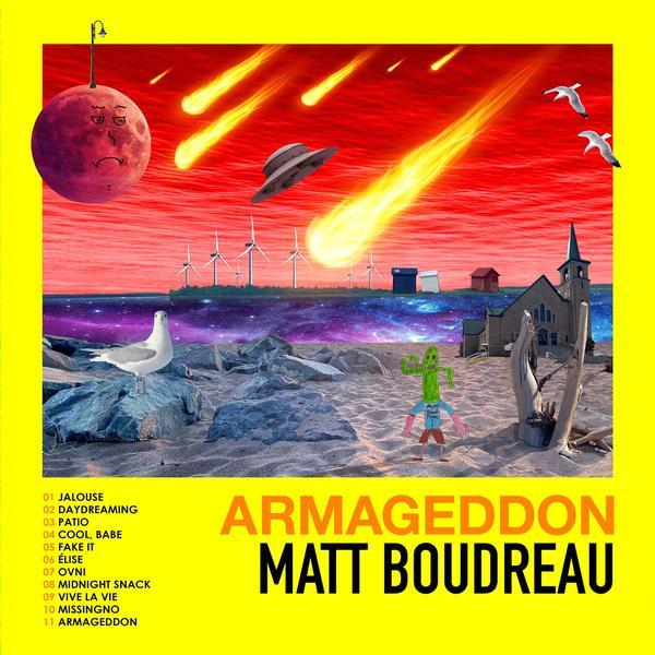 Matt Boudreau - Armageddon