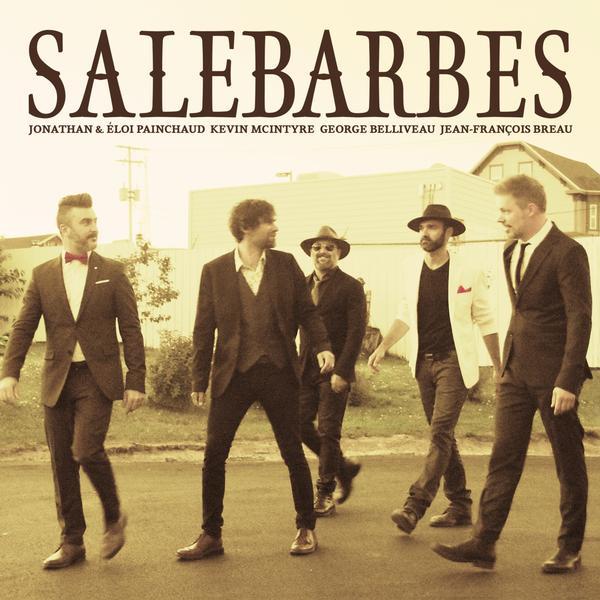 Salebarbes - Live au pas perdus