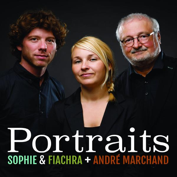 Sophie & Fiachra + André Marchand - Portraits