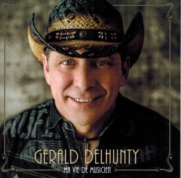 Gerald Delhunty - Ma vie de musicien