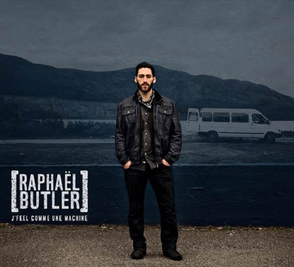 Raphaël Butler - J'feel comme une machine (EP)