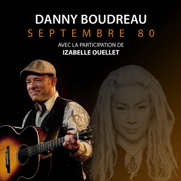 Danny Boudreau et Izabelle Ouellet - Sortie août 2014